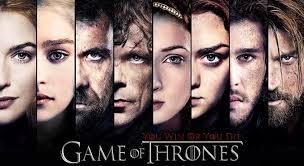 Immagine di copertina del Trono di Spade