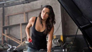 Fast & Furious 9 Michelle Rodriguez cast