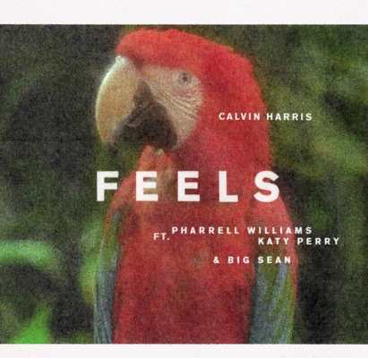 feels di calvin harris, la cover