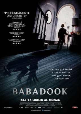 Babadook - film horror indie