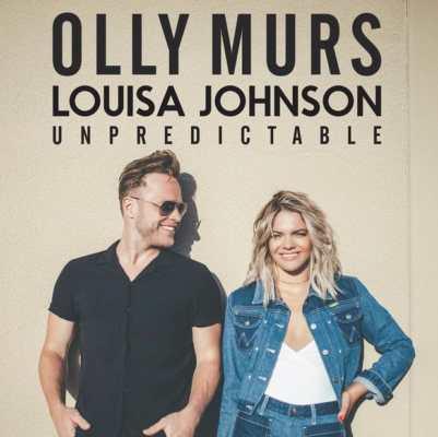 Unpredictable di Olly Murs nella versione con Louisa Johnson