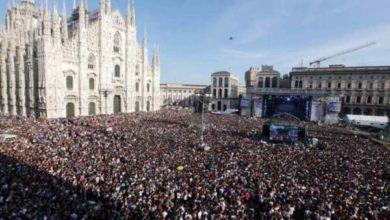 RadioItaliaLive concerto Piazza del Duomo