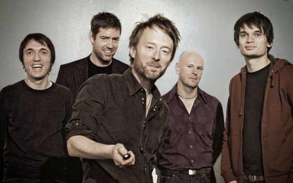 La band dei Radiohead