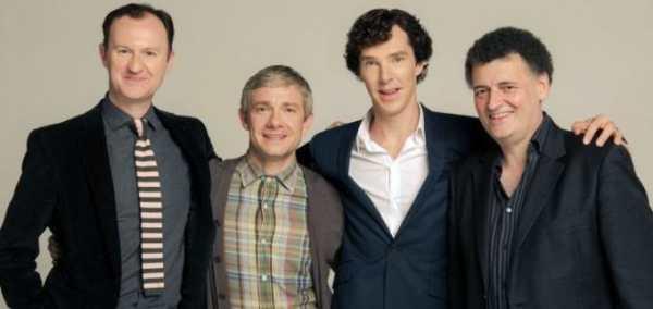 Autori e attori di Sherlock