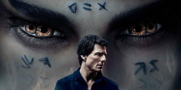 Tom Cruise in La Mummia