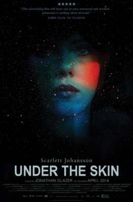 Under The Skin film - film horror indie
