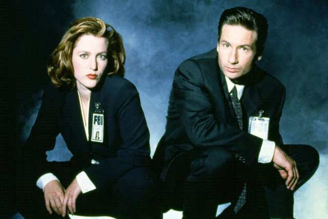 X- Files Cold Cases