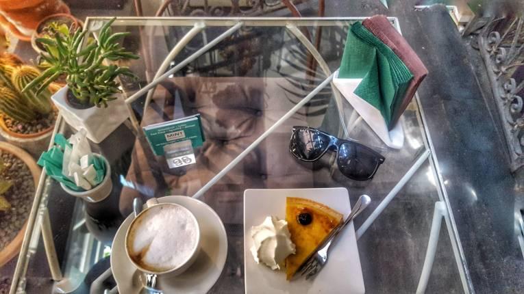 Mint Garden Café colazione