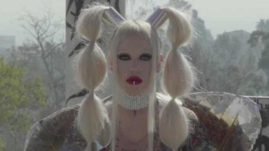 Brooke Candy Volcano Music Video