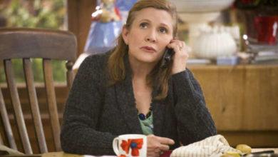 Carrie Fisher nomina postuma Emmy Awards