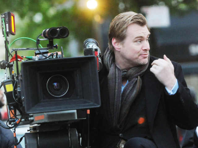 Christopher Nolan regia 007