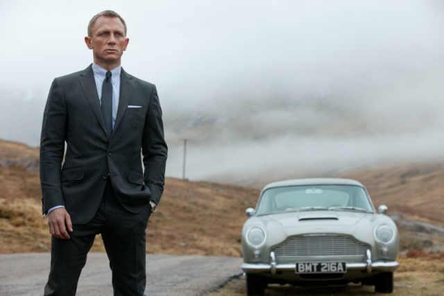 Daniel Craig e Adele per 007