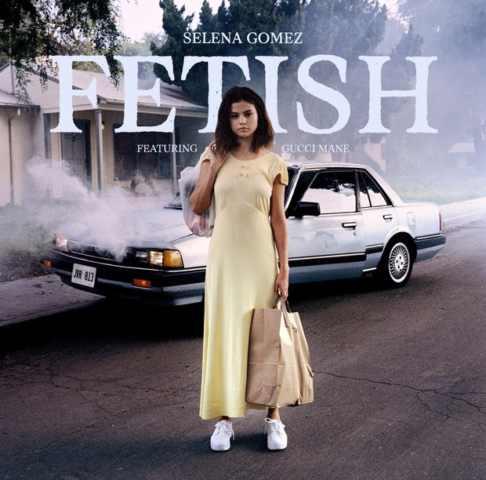 Cover per Fetish di Selena Gomez
