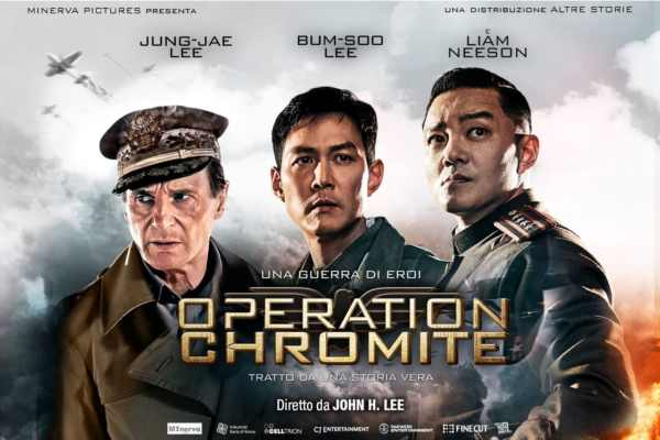 recensione Operation Chromite