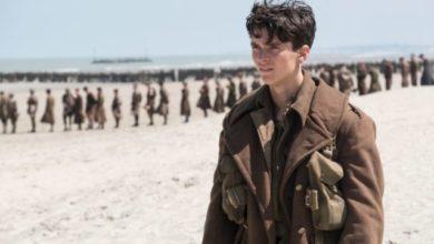 Recensione Dunkirk - Fionn Whitehead in Dunkirk