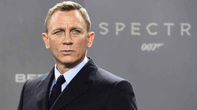 Daniel Craig possibile James Bond