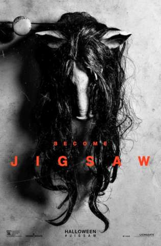 Jigsaw primo poster