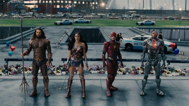 Justice League trailer Comic-Con 2017