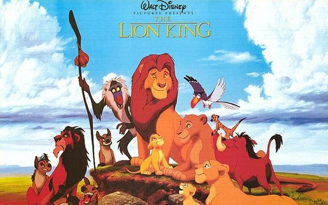 Il Re Leone Scar e Mufasa non sono fratelli