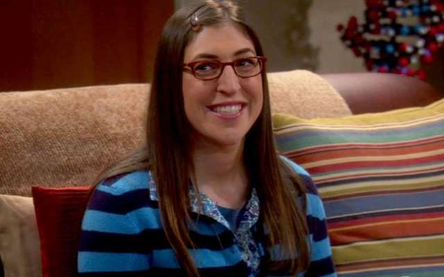 The Big Bang Theory Mayim Bialik