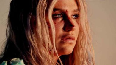 Kesha Learn To Let Go video