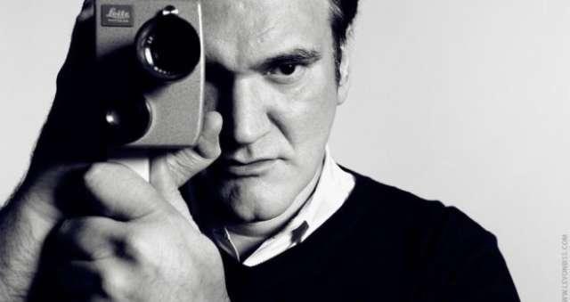 una foto di Quentin Tarantino
