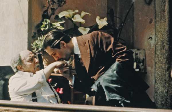 Risultati immagini per il padrino parte II film 1974