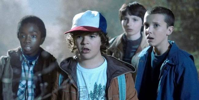 Stranger Things finirà con la quarta stagione