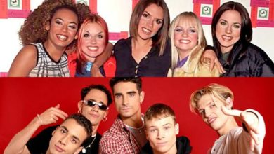 Le Spice Girls e i Backstreet Boys