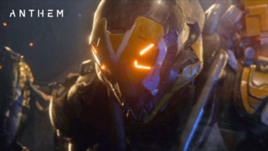 Anthem: gameplay, trailer, data di rilascio