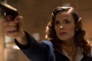 Hayley Atwell Peggy Carter Marvel