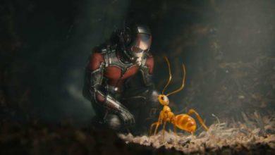 Marvel sneak peak Ant-Man 2