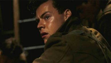 Harry Styles in Dunkirk