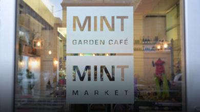 mint garden café