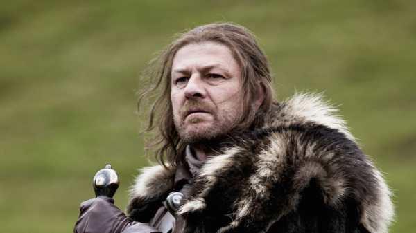 Game of Thrones Ned Stark vivo