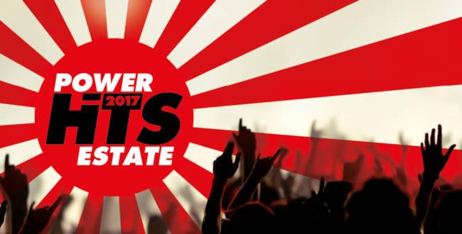 Power Hits Estate 2017 ospiti