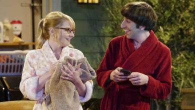 The Big Bang Theory figlia di Howard e Bernadette