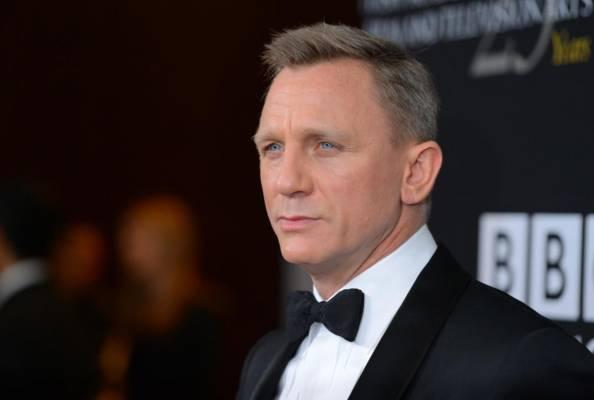 Daniel Craig 25esimo Bond