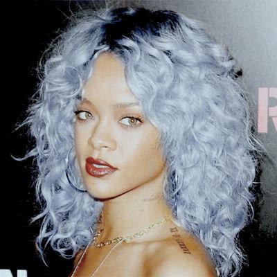 Outfit carnevalesco per Rihanna