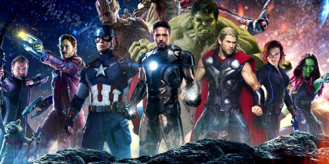 Tutti i film della Marvel - Avengers 4