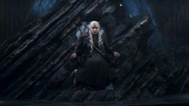 Game of Thrones 8 Daenerys incinta