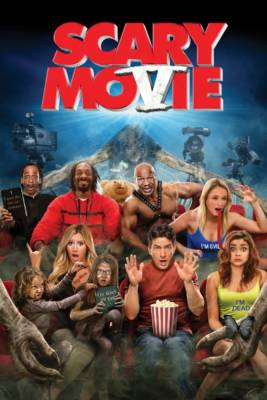 Film peggiori di sempre - Scary Movie 5