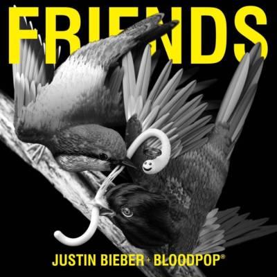 Friends Justin Bieber