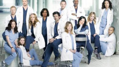 Tutte le chicche su Grey's Anatomy