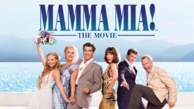 Film Mamma Mia: Here We Go Again cast