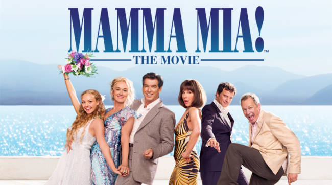 Film Mamma Mia: Here We Go Again cast