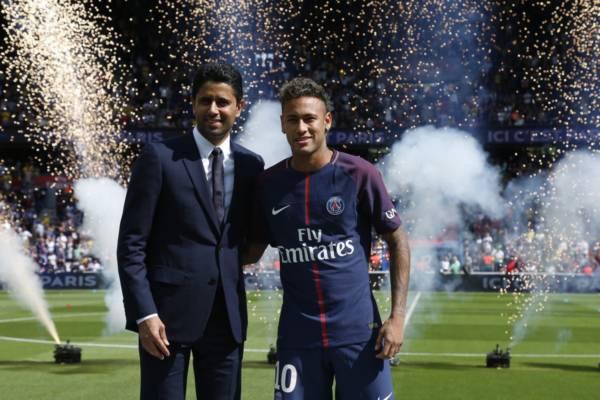 Neymar Psg soldi