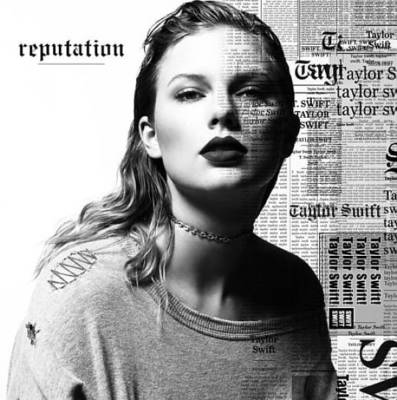 Taylor Swift annuncia Reputation