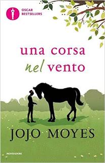Una corsa nel vento di Jojo Moyes