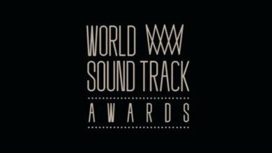 World Soundtrack Awards 2017 nomination